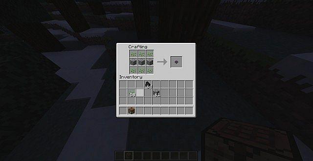 Making a basic ore seed