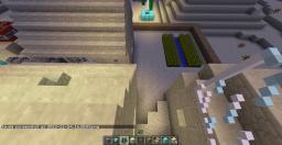 City w/ Village Minecraft Project