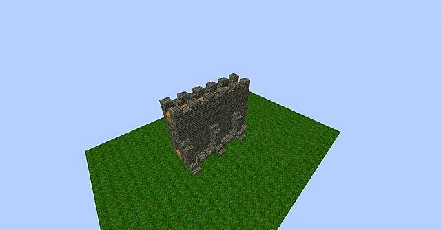 medieval wall set schematic minecraft project rh planetminecraft com medieval wall schematic wall e schematics