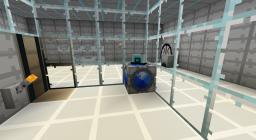 Aqua's Portal Map (WIP) Requires iChun's portal mod and Precisely Portal Texture Minecraft Project