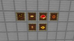 MORE FOODS MOD![1.4.5] Minecraft Mod