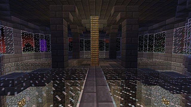 The Epic Underground Base Of Owetre18 Minecraft Project