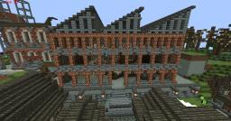 factory built in creative-node server. Minecraft Map & Project