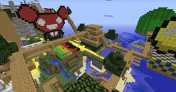 Herobigman's Peaceful Map 1.4.5 Minecraft Map & Project