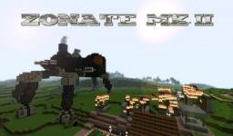 Zonate Mk. II Minecraft Map & Project