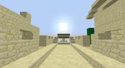 Foutaineville - The Desert Oasis City Minecraft Map & Project