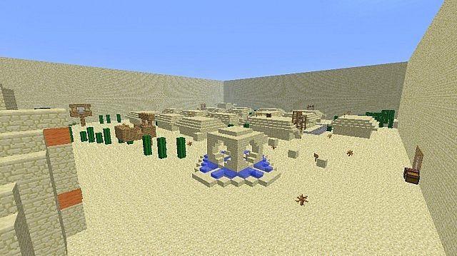 World 4: Sand