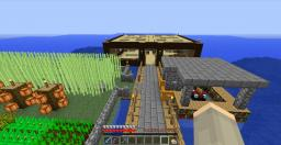 Survival world Minecraft Map & Project