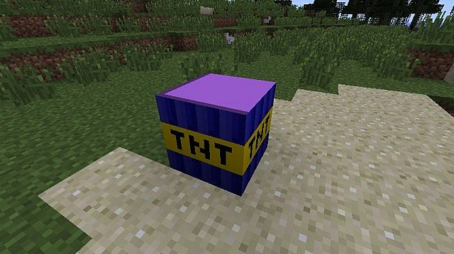 Ender TNT placed