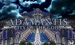 The City of Adamantis [Download] Minecraft