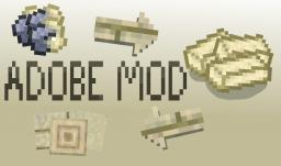 Adobe Mod 1.4.5  {Requires ModLoader} [Added tools!] Minecraft Mod