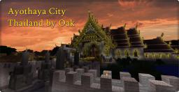 Ayothaya Temple Minecraft Map & Project