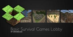 Gwandlaus: Basic Survival Games Lobby Minecraft
