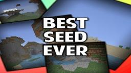 MINECRAFT 1.4.5 BEST SEED EVER! Minecraft Map & Project