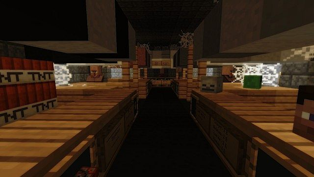 Ravine Village Fully Furnished Minecraft Project