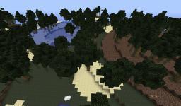 Black Marsh [Elder Scrolls] Minecraft Map & Project