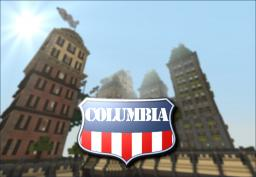 -☆Columbia☆- Minecraft Map & Project