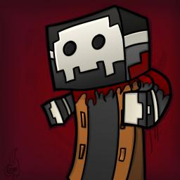 Core's Minecraft Drawings! (5 new drawings!)