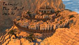 Talmis- The city of sand. ***Now With Download*** Minecraft Map & Project