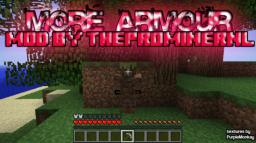 More Amours mod [Forge] [1.7.10 and 1.7.2] v2.0 [LAN/SMP] Minecraft Mod