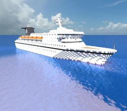 Ecstasy - Cruiseship Minecraft