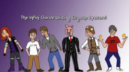 The Infini Garde Writing Group Avatars Minecraft