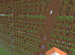 Lotz of Melons | fastest melon farm ever Minecraft Map & Project
