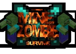 Mine Zombies! Minecraft in Natch der untoten Minecraft Map & Project