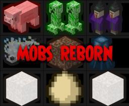 Mobs Reborn 1.4.4/ 1.4.5 Minecraft Mod