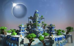Mos'Ther The Water Towers Minecraft Map & Project