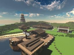 Arkwright Estate Minecraft Map & Project