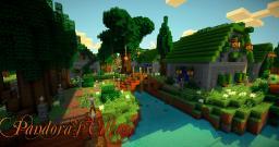 Pandora's Village Minecraft Map & Project