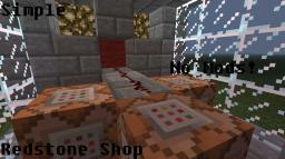 How to make Automatic Redstone Shops! For begginers and Advanced users Minecraft