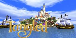 Minecraft Disney - Tangled Minecraft Map & Project
