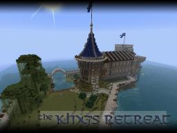 The King's Retreat Minecraft Map & Project