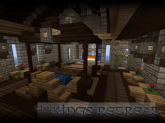 The King S Retreat Minecraft Project