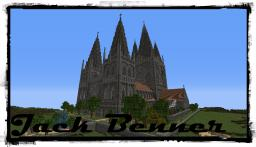 Medieval Pack: Saint Edouard's Cathedral By Jack_Benner Minecraft Map & Project