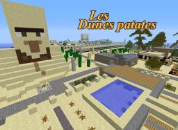 Les Dunes Patates -  Touristic Desert v1.0 Minecraft Map & Project