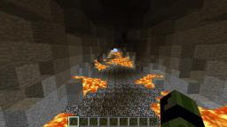 Lava Mining Motherload! Minecraft Map & Project