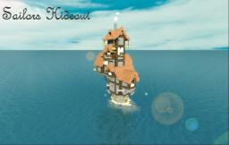Sailors Hideout - Fantasy House Minecraft Map & Project