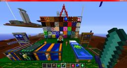 ArcadeCraft [1.4.5] Classic Video Game Pack-1.4 Minecraft Texture Pack
