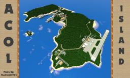 Acol Island [Mega Custom Island] Minecraft Project
