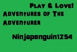 Adventure Of The Adventurer [Finished] Minecraft Mod