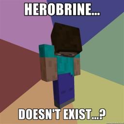 Why People Still Believe in Herobrine Minecraft