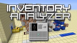 Inventory Analyzer: Check inventories in vanilla Minecraft