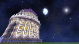 Grandiose Temple Minecraft Map & Project
