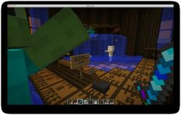 [MINECRAFT] PUZZLE/PARKOUR/ADVENTURE/STORY MAP. 1.4.4 Minecraft Map & Project