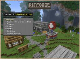 Kit PVP - Dozens of kits to chose from! Minecraft