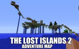 The Lost Islands 2 | Adventure Map Minecraft Map & Project