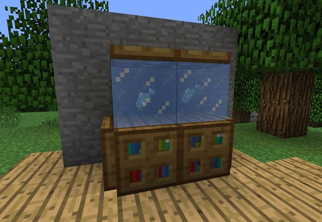 Minecraft aquarium minecraft blog - Things to know when building a house ...